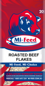 Roasted Beef Flakes
