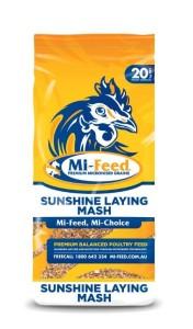 MIFEED CHOOK MICRONISED SUNSHINE LAYING MASH